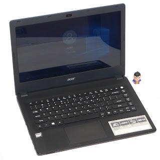 Laptop Aspire E5 14-ES1-420 Second Malang