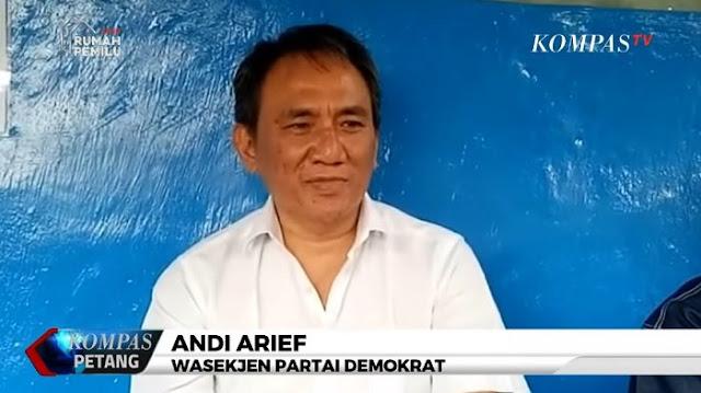 Andi Arief Beberkan 4 Alasan Prabowo Harus Segera 'Blusukan'