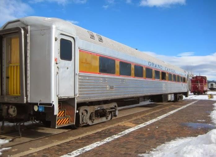 Train Station Williams/Az