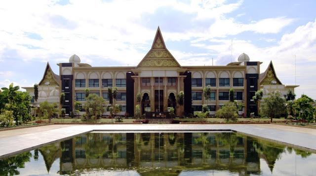 istana kerajaan kampar