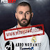 Benzema From PES 2018 to PES 2017 by Abdo Mohamed FM