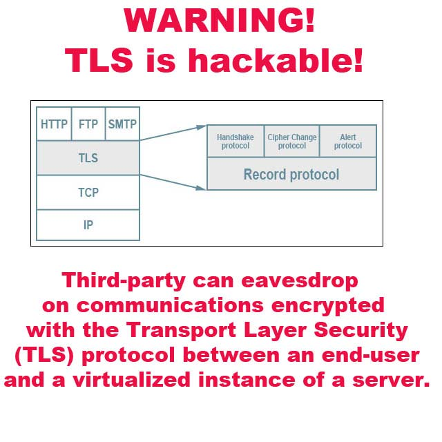 HTTPS protocol is hackable