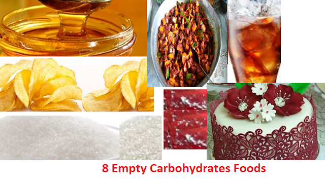 8 Empty Carbohydrates Foods