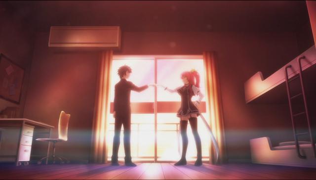 Top 10 Anime Romance yang Membuat Kalian Terharu Part 3