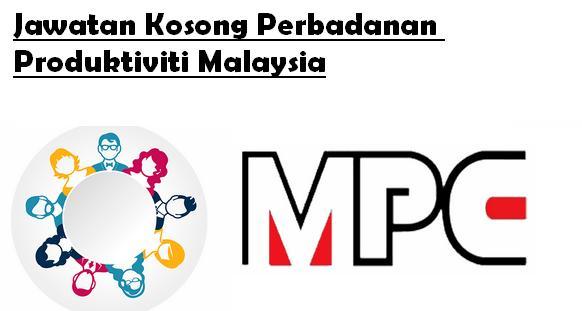 Jawatan Kosong Perbadanan Produktiviti Malaysia