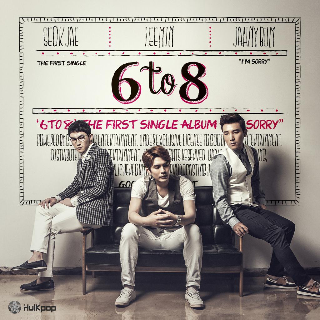 [Single] 6 to 8 – I`m sorry