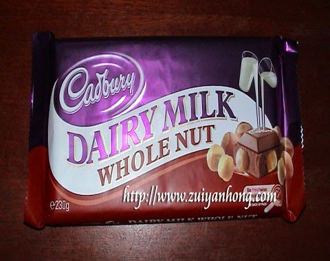 Cadbury Chocolate