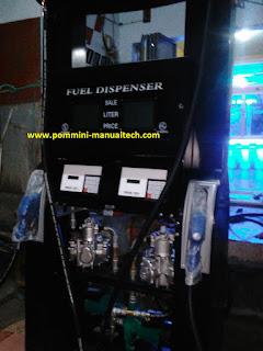 mesin pertamini hongyang rakitan