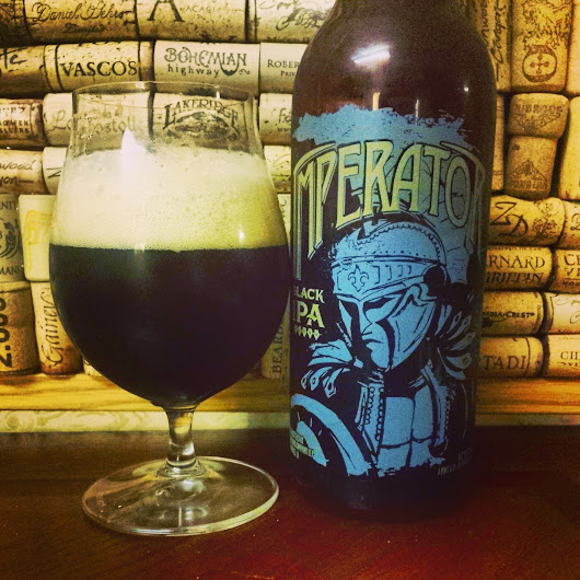 The BR Beer Scene: Reviews: Abita Imperator Black IPA and Bourbon Street Stout
