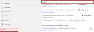 Cara Menghapus Log Aktivitas Pos Google+