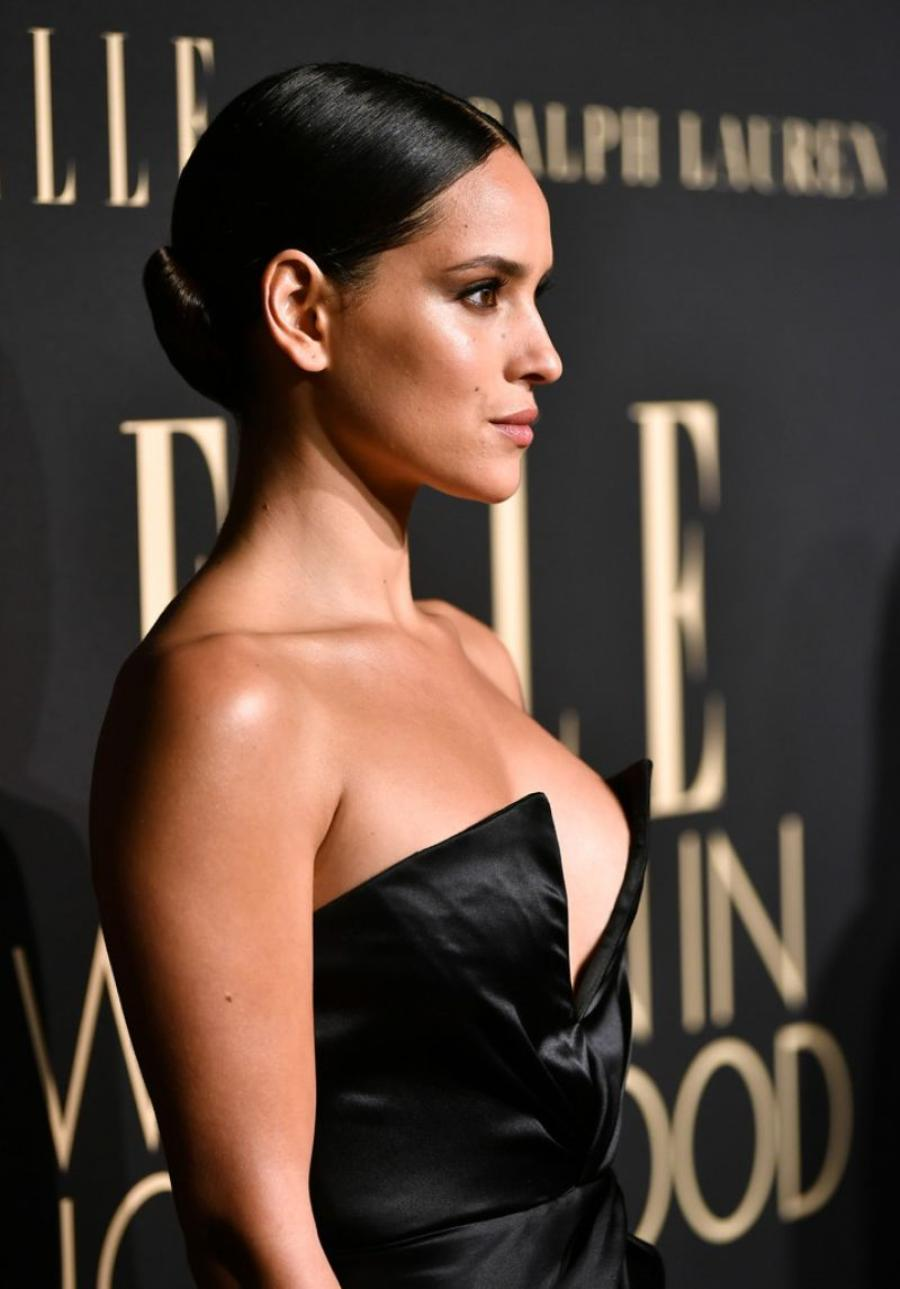 Adria Arjona at ELLE's 2019 Women In Hollywood Event