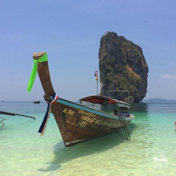 Guía de viaje por Tailandia oeste
