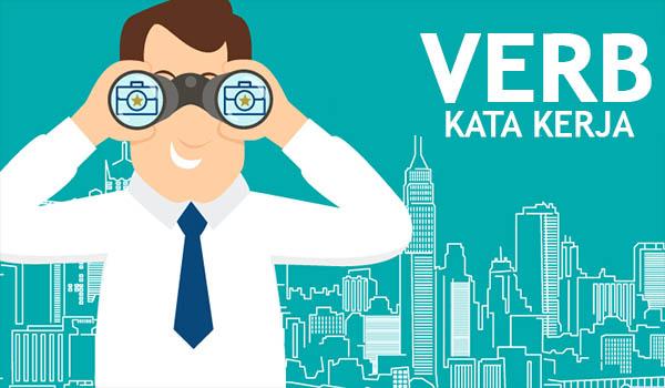 Memahami VERB / KATA KERJA (Pengertian, Fungsi, Jenis) dalam Bahasa Inggris