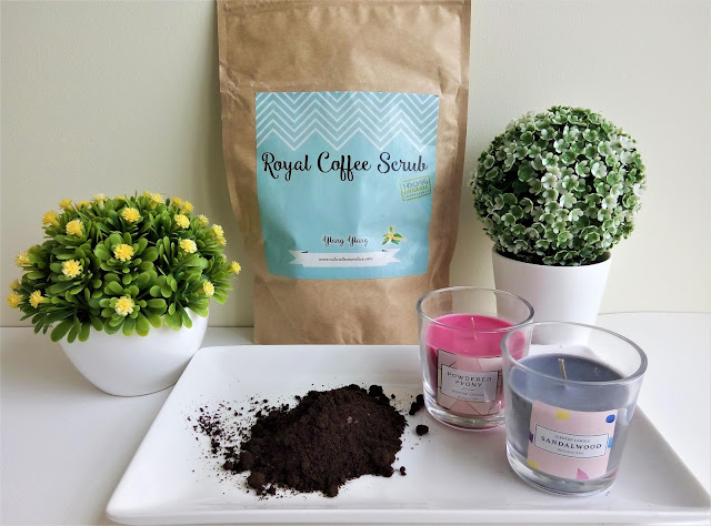 Review | Exfoliante Corporal De Café