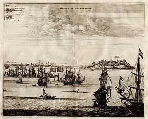 Invasão Holandesa e a Luta dos Estrangeiros