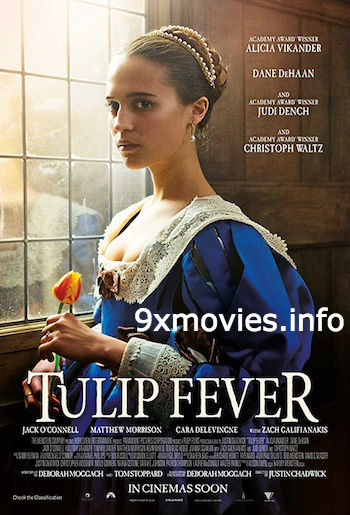 Tulip Fever 2017 English 300mb Download