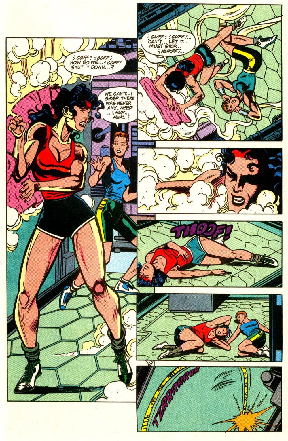 Read online Wonder Woman (1987) comic -  Issue #67 - 11