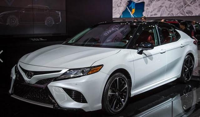 2019 Toyota Camry SE Rumors