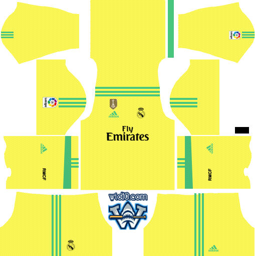 e873eab98 Real Madrid - 2018 2019 Dream League Soccer DLS FTS Kits Forma ve ...
