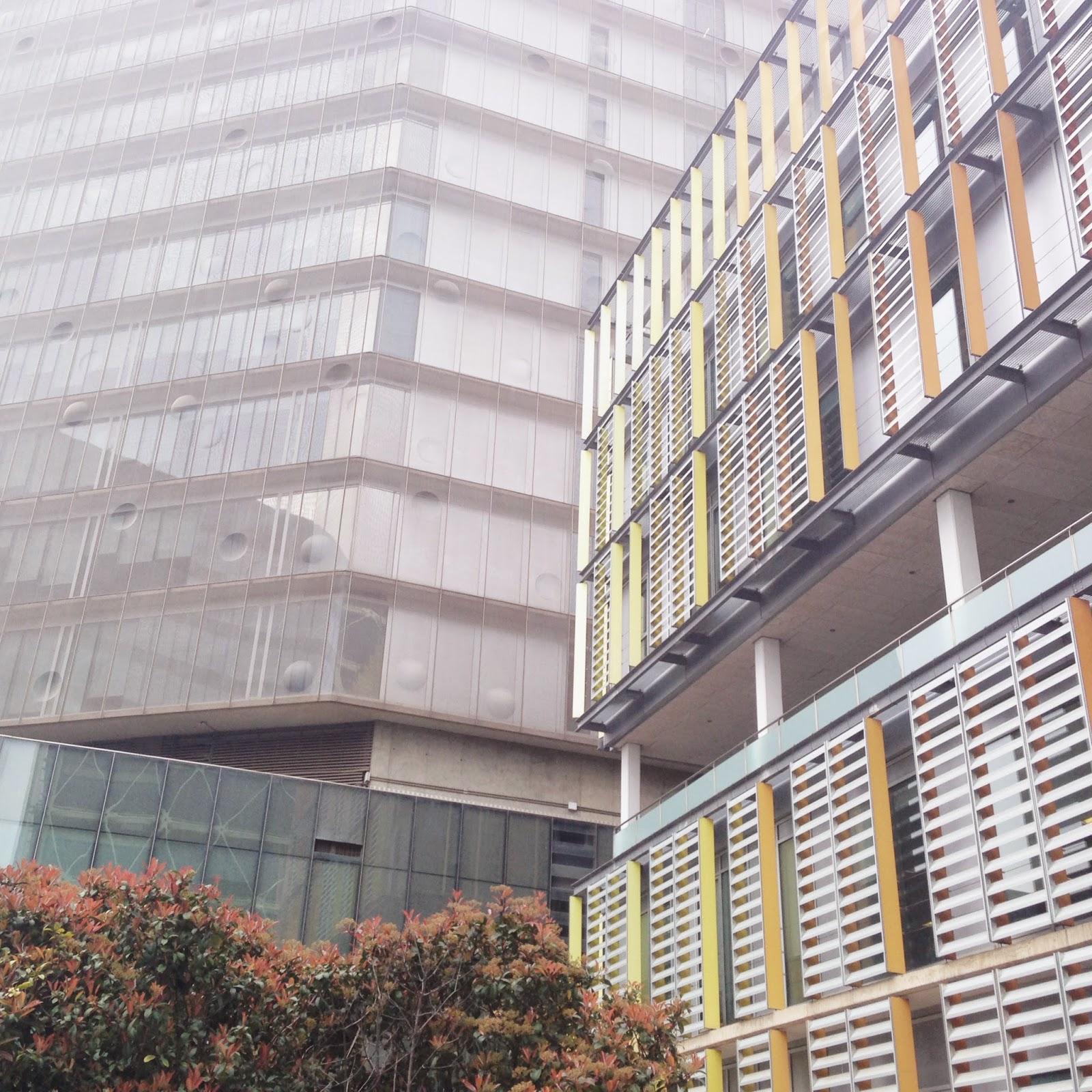 distrito 22@ en el Poblenou, Barcelona