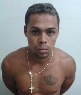 Homem é preso por roubo no interior do estado
