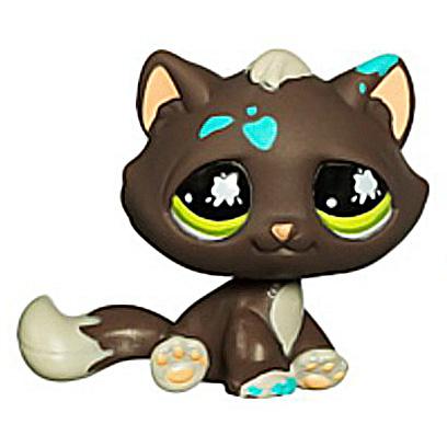Littlest Pet Shop Pet Pairs Kitten 815 Pet Lps Merch