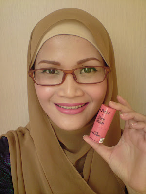 My Simple Life: Review: NYX Stick Blush in Pink Poppy