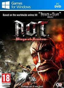 Attack on Titan Wings of Freedom Incl All DLC's MULTi3 Repack By FitGirl