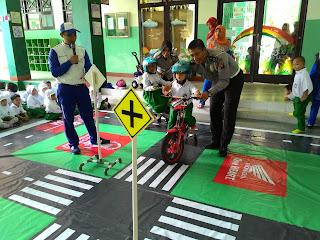 Honda Melalui Astra Motor Mengkampanyekan #Cari_aman dan Safety Riding