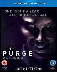 The Purge (2013) 300mb Download Dual Audio Hindi BluRay