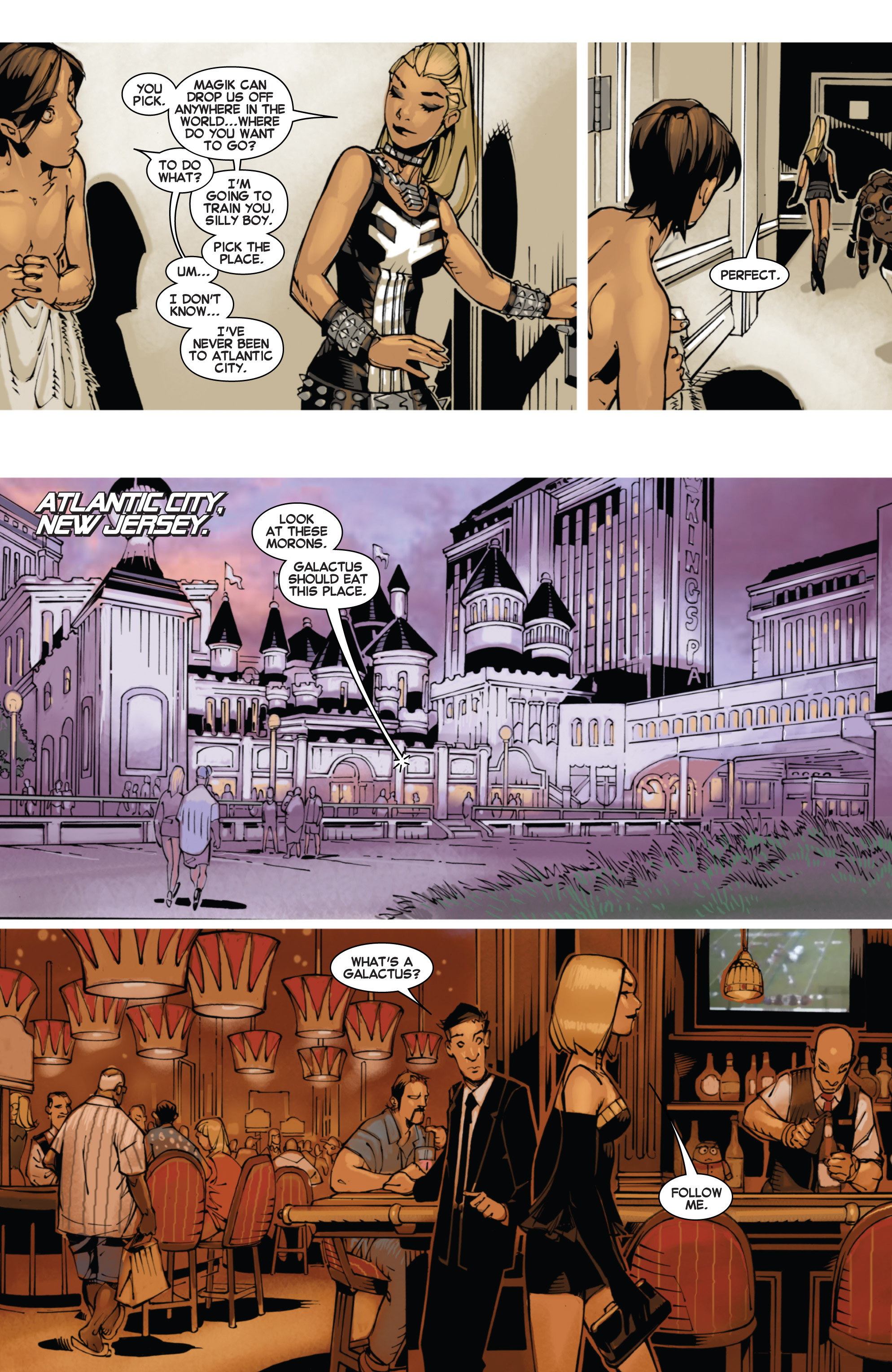 Read online Uncanny X-Men (2013) comic -  Issue # _TPB 3 - The Good, The Bad, The Inhuman - 12