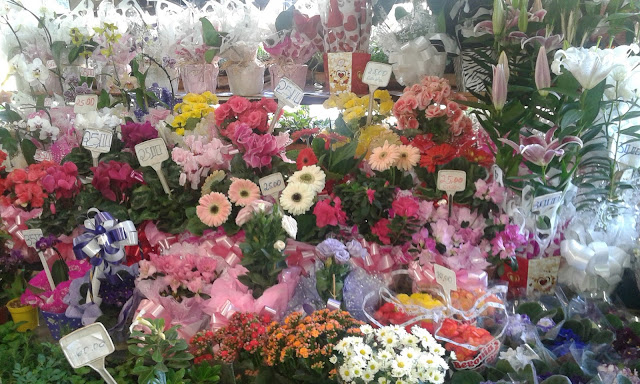 Flores do Mercadão de Campinas