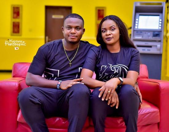 Nigerian Mmm Pre Wedding Photos