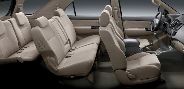 Tham khảo hình ảnh xe của nhà sản xuất Toyota - Fortuner