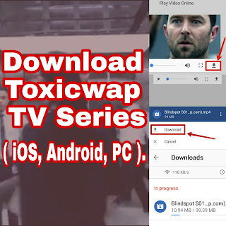 Download Toxicwap TV Series