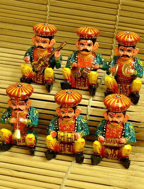 Rajasthan wooden toys