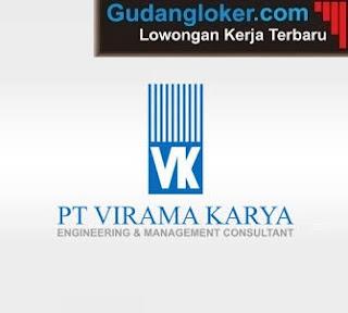 Lowongan Pekerjaan BUMN PT Virama Karya