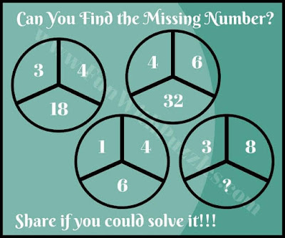 Maths Reasoning Puzzle Question