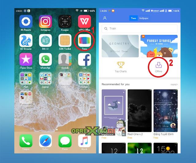 Cara Mudah Menerapakan File Mtz Di Xiaomi Mi 8