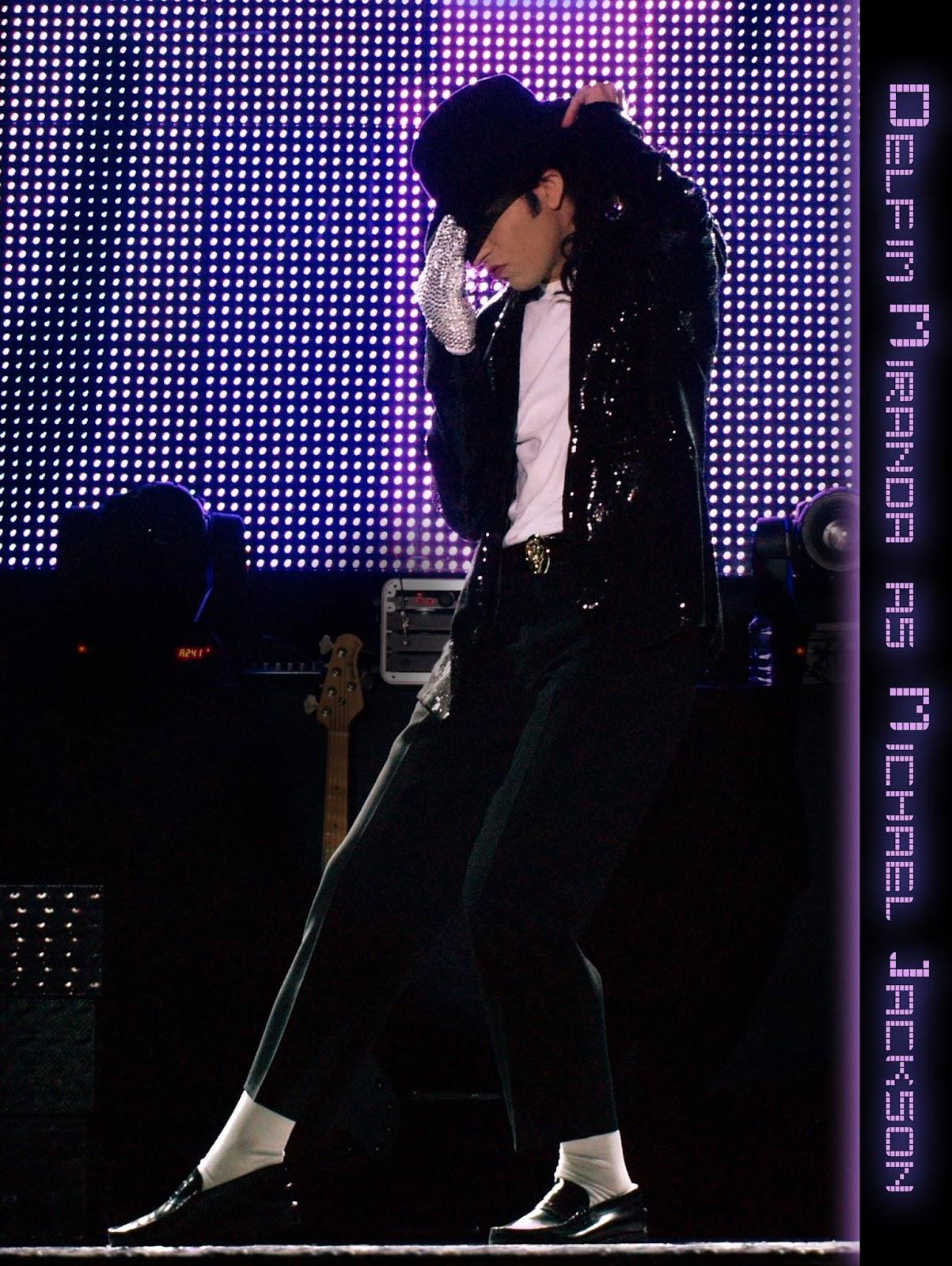 Delfim Miranda - Michael Jackson Tribute - Billie Jean - Live on Stage