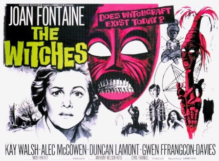 The Witches, 1966, folk horror