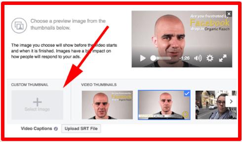 Facebook Video Ad Specs