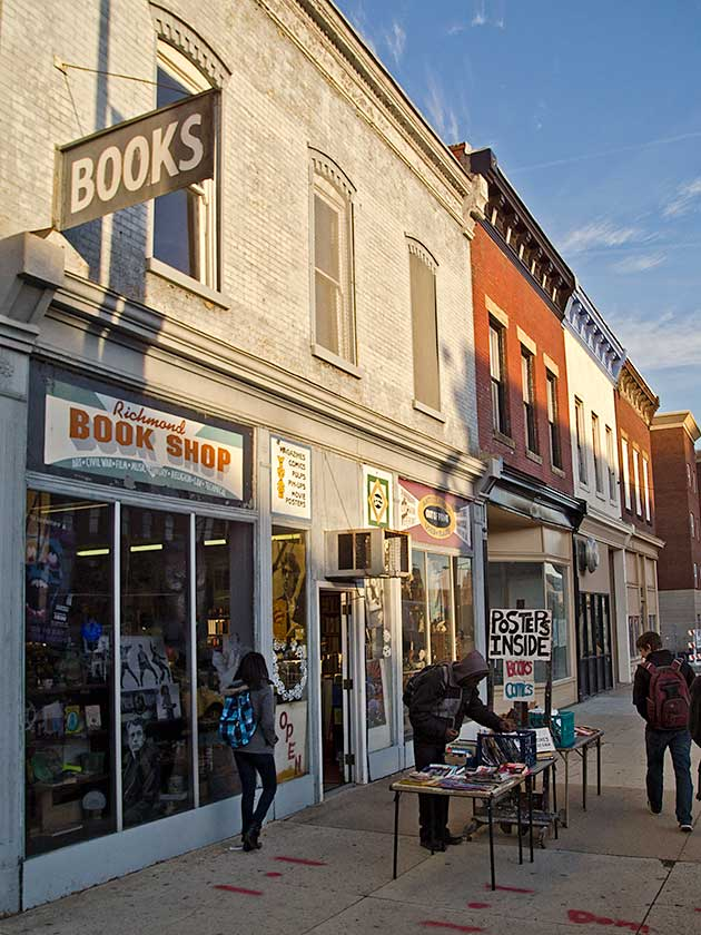 adult book stores richmond virginia