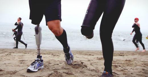 Estas personas quieren ser discapacitados para ser felices