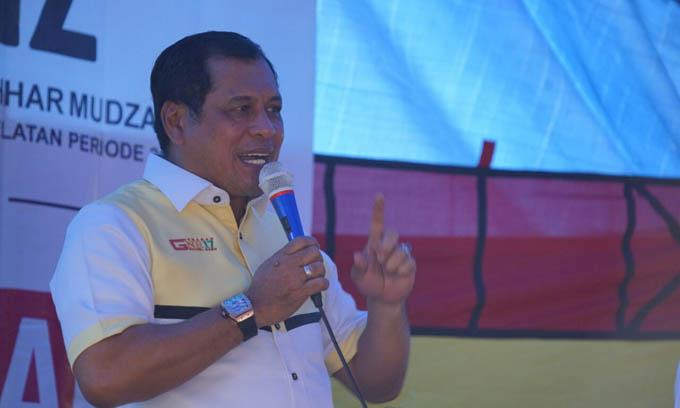 NH Imbau Pengurus Golkar Awasi Kecurangan Pemilu
