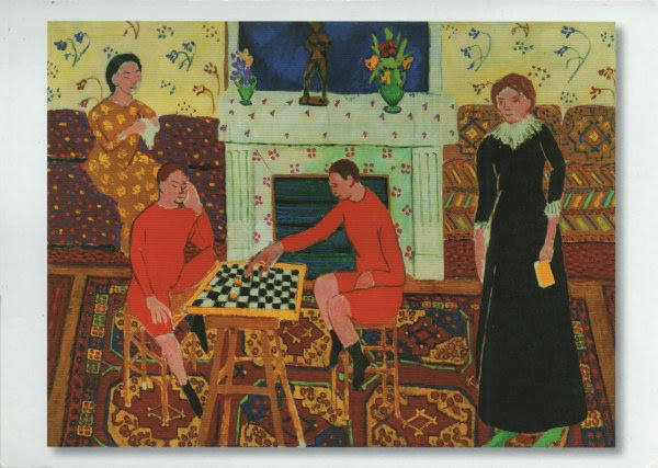 The Artist's Family by Henri Matisse 1911