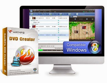 AnyMP4 DVD Creator 6.0.86 + Crack