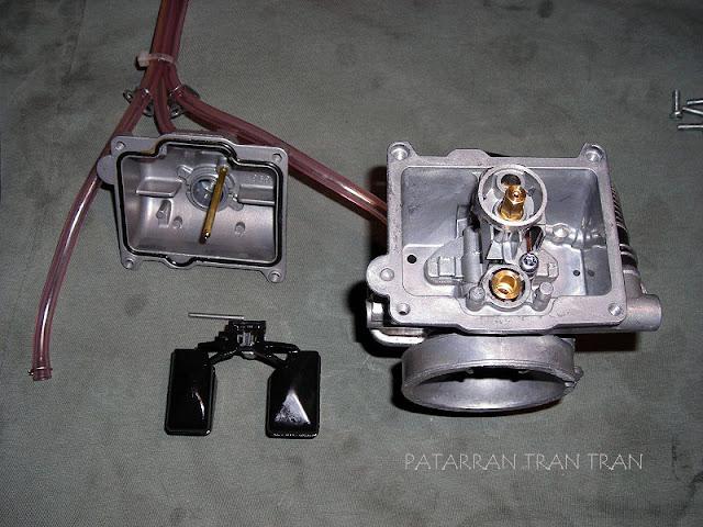 Carburación Beta RR 300. Principios básicos. Keihin PWK 36 (II)