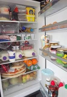 What's In Your Fridge? MTV Cribs Style