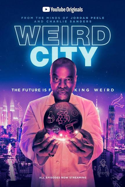 Weird City – Temporada 1